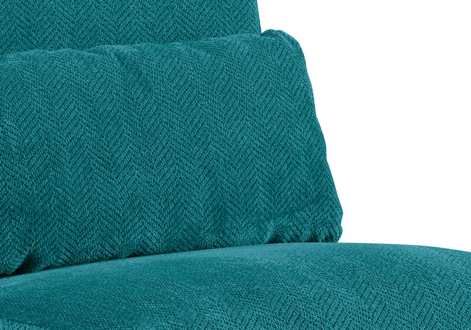 Annora Teal Accent Chair Lexington Overstock Warehouse