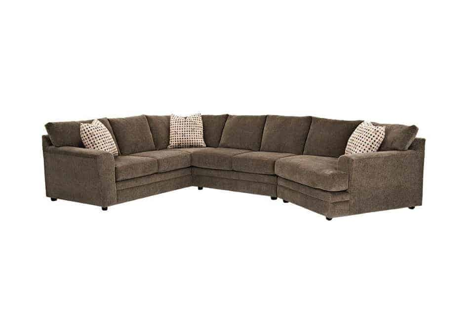 Ashburn Sectional Lexington Overstock Warehouse