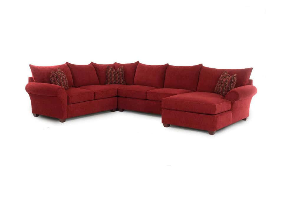 Fletcher Sectional Lexington Overstock Warehouse