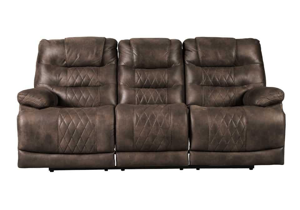 Welsford Walnut Power Reclining Sofa Set Lexington