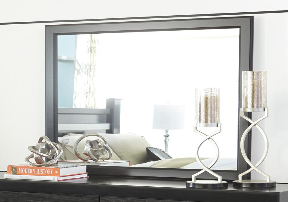 Starberry Black Bedroom Mirror | Lexington Overstock Warehouse