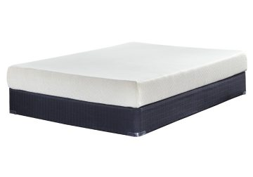 Ashley Sleep 174 Chime 8 Inch Full Memory Foam Mattress Set
