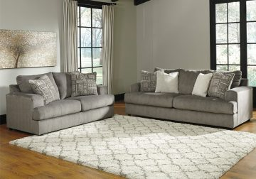 Soletren Ash Sofa Set Lexington Overstock Warehouse