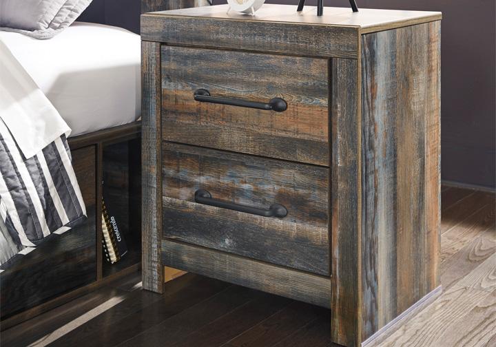 Drystan Multi Twin Panel Bedroom Set Lexington Overstock