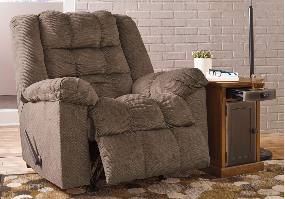 Drakestone Autumn Massage Heat Rocker Recliner Lexington
