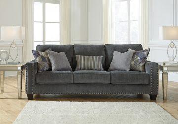 Strange Gavril Smoke Queen Sleeper Sofa Home Interior And Landscaping Ologienasavecom