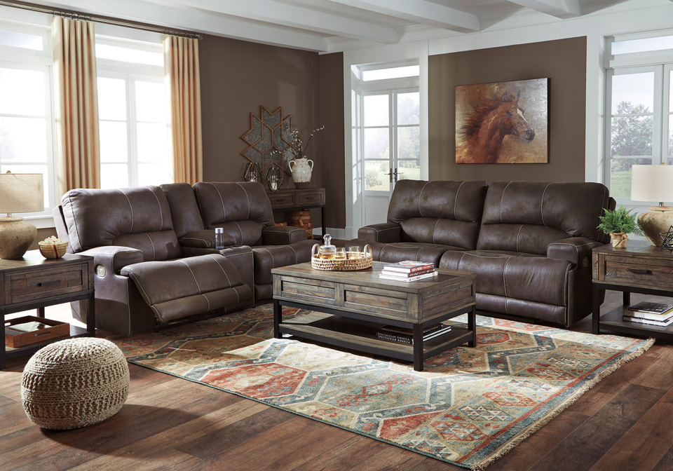 Terrific Kitching Java Power Reclining Sofa Set Gamerscity Chair Design For Home Gamerscityorg