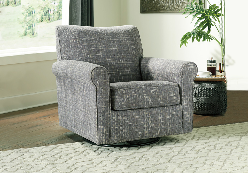 Stupendous Renley Ash Swivel Glider Accent Chair Machost Co Dining Chair Design Ideas Machostcouk