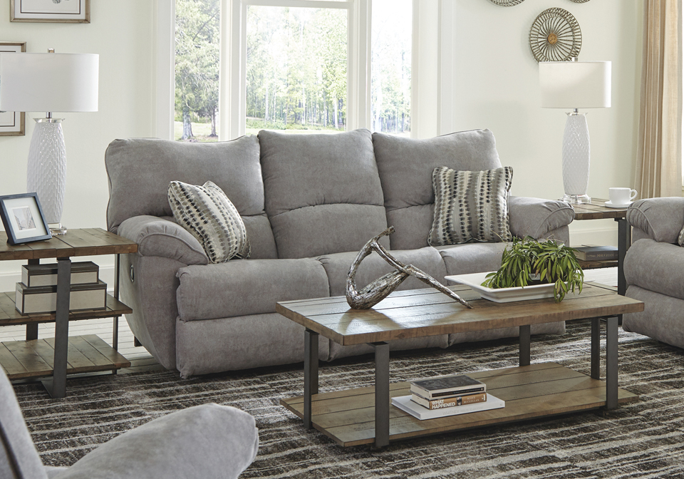 Sadler Mica Lay Flat Reclining Sofa